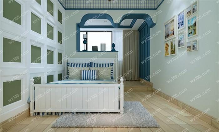 地中海风格儿童房如何设计 - 维意定制家具网上商城