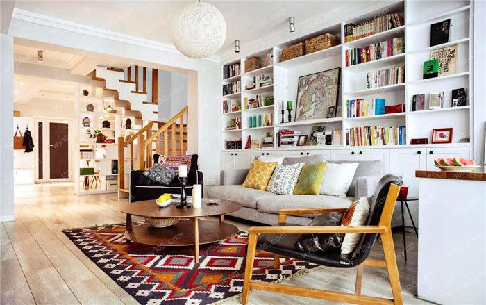 欧美风格装修的特点和技巧 - 维意定制家具网上商城