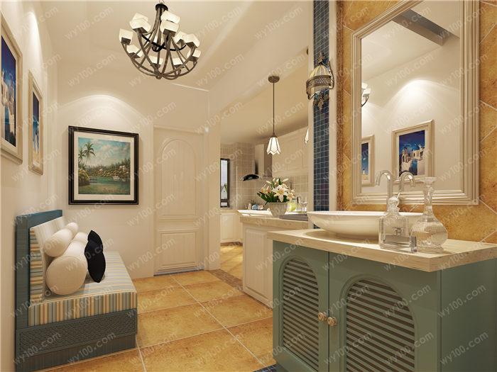 洗手台有哪些材质 - 维意定制家具网上商城