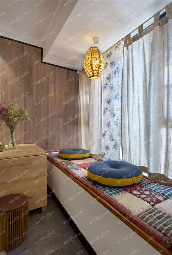 阳台榻榻米如何设计 - 维意定制家具网上商城