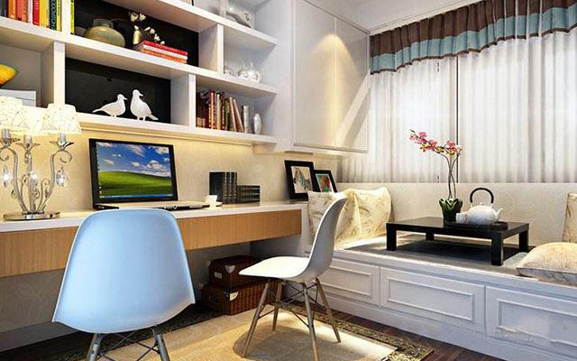 榻榻米床装修效果图 - 维意定制家具网上商城