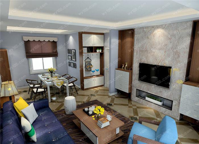 客厅设计原则 - 维意定制家具网上商城