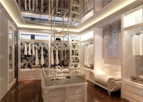 衣帽间类型有哪些 - 维意定制家具网上商城