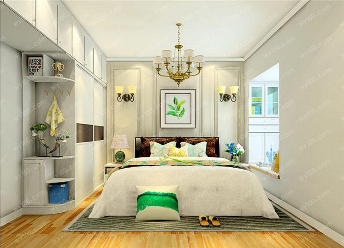 卧室色彩搭配原则 - 维意定制家具网上商城