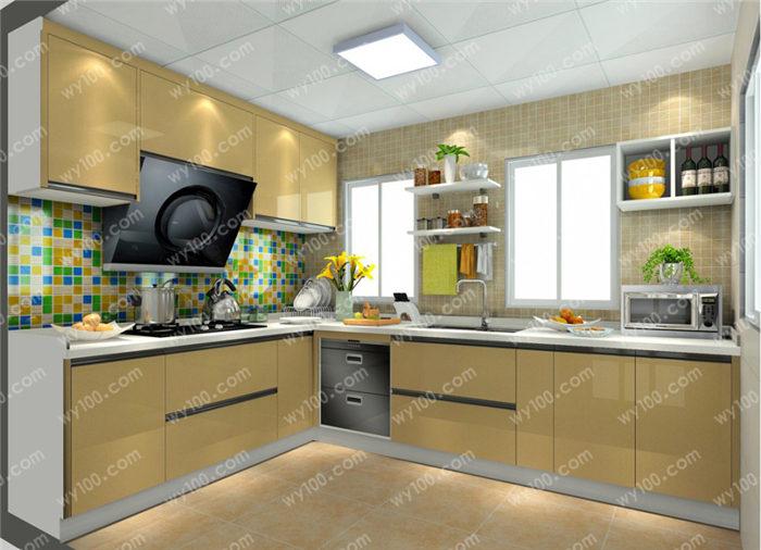 厨房生活阳台设计 - 维意定制家具网上商城