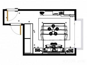 古典背景墙设计 给卧室来带典雅气息_维意定制家具商城