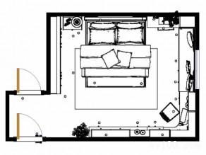收纳卧室设计  21�O大容量客户狂点赞_维意定制家具商城