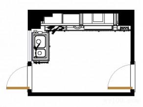 厨房设计效果图 8�O让你烹饪生活都顺心_维意定制家具商城