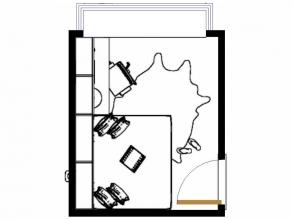 创意书房设计效果图 7�O古典中不乏新时代元素_维意定制家具商城