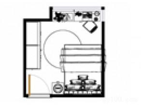 卧室装修效果图 11�O多功能空间养眼又实用_维意定制家具商城