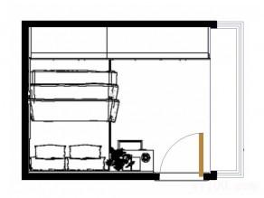 地中海卧室效果图 8�O设计电视柜组合_维意定制家具商城