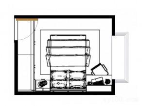 小户型儿童房效果图  9�O活跃孩子思维_维意定制家具商城