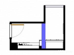 田园玄关室效果图 5�O储物功能强大_维意定制家具商城