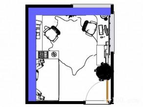 12平简约素雅书房 小房秒变舒适办公区_维意定制家具商城