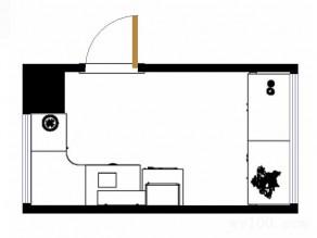L型阳台效果图 7�O一应俱全_维意定制家具商城