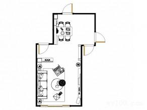 酒柜隔断客餐厅效果图 43�O送给喜欢品酒的你_维意定制家具商城