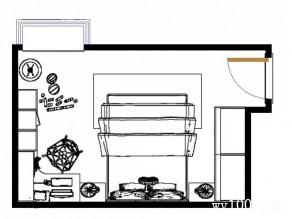 篮球挂画儿童房效果图 14�O灌篮高手主题_维意定制家具商城