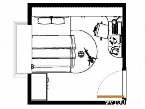 地中海儿童房效果图 9�O让男孩房更加童真烂漫_维意定制家具商城