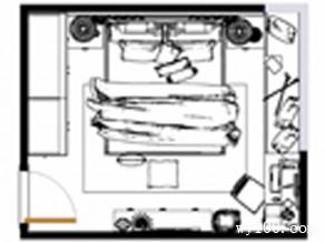 英吉利系列卧房A0539_维意定制家具商城