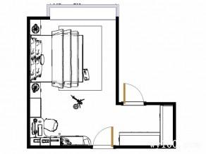 圆弧衣柜儿童房效果图 28�O加强小孩的动手能力_维意定制家具商城