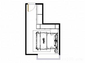 卧室装修效果图 17�O增加收纳功能_维意定制家具商城