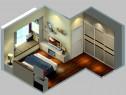 简约超强收纳卧室 15�O空间利用术_维意定制家具商城
