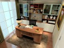 书房设计效果图  12�O成功人士的最爱_维意定制家具商城