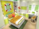 儿童房效果图  10�O为孩子营造美好成长环境_维意定制家具商城