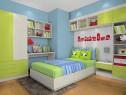 儿童房设计效果图 打造充满童趣的空间_维意定制家具商城