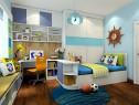 小户型空间创意设计 11�O妈咪宝贝钟意的儿童房_维意定制家具商城