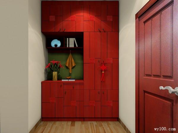 古典婚房卧室 18�O转角飘窗巧利用_维意定制家具商城