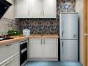 欧式厨房5�O变10�O 小任性大设计_维意定制家具商城
