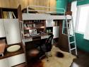 一房三用实用立体书房_维意定制家具商城