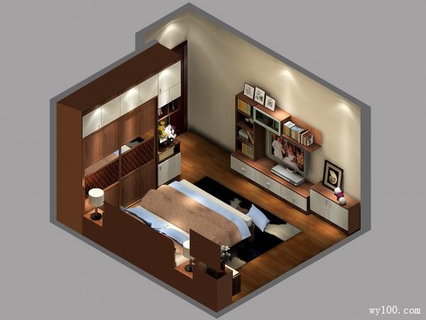 欧式奢华卧室 14�O舒适魅力大放送_维意定制家具商城
