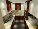 复古厨房装修效果图 7�O整体实用美观_维意定制家具商城