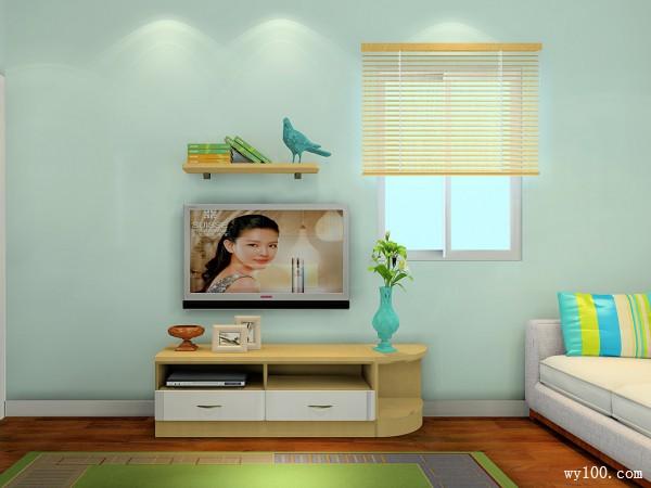 暖色系卧室设计 简约提升温馨感_维意定制家具商城