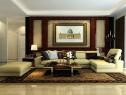 欧式客餐厅装修效果图 56�O大沙发硬装的设计_维意定制家具商城