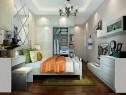 美式混搭卧室 新主张与怀旧同在_维意定制家具商城
