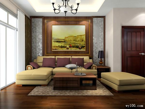古典欧式装修效果图 营造出成熟、稳重的氛围_维意定制家具商城