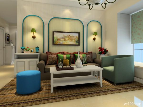 艾迪里系列客餐厅G0083_维意定制家具商城