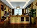 东南亚风格客餐厅 整体空间富有文化韵味_维意定制家具商城