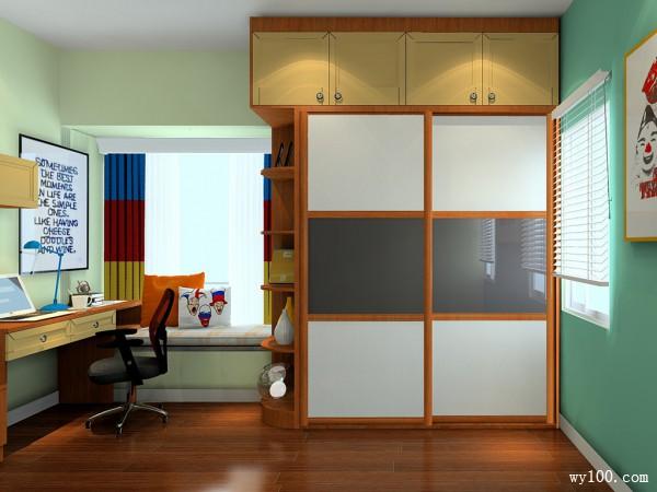 风情卧室效果图 14�O功能与个性结合_维意定制家具商城