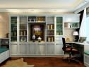 榻榻米书房效果图 32�O空间整洁如一不再是梦_维意定制家具商城