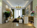 浪漫客餐厅效果图 简约罗马蒂克式的浪漫_维意定制家具商城