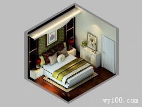 欧式卧室效果图 10�O高端大气豪华型_维意定制家具商城