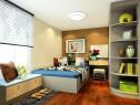 简洁卧室效果图 10平给你清新自然感_维意定制家具商城