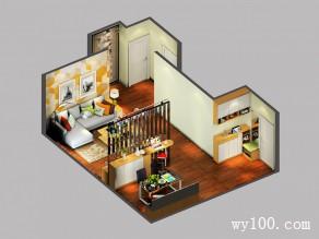 简约客餐厅效果图 秒改空间格局打造阳光家居生活_维意定制家具商城