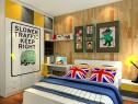 儿童房设计与装修 11�O打造儿童专属个性空间_维意定制家具商城