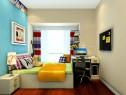 小户型儿童房效果图 6�O尽显小空间大魅力_维意定制家具商城