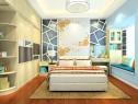 现代卧房效果图 14�O简约温馨明亮为生活添彩_维意定制家具商城